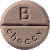 Bomb Cosmetics Chocco aromaterapia tableta do sprchy 1 kus