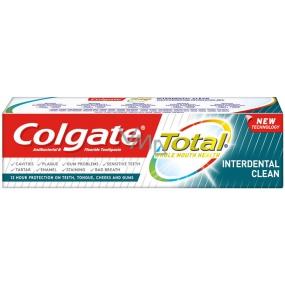 Colgate Total Interdent.Clean zubná pasta 75 ml