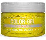 Štýl Vitali Color Care & Hold Panthenol tužiace gél na vlasy 190 ml