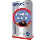 Bros Dymovnica na krtkov 3 kusy