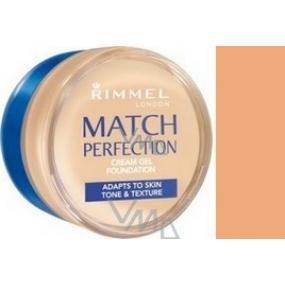 Rimmel London Match Perfection krémový make-up 201 Classic Beige 18 ml