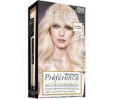 Loreal Paris Préférence Extreme Platinum extrémne zosvetľujúci farba na vlasy so starostlivosťou proti hrdzavým tónom
