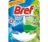 Bref Duo Aktiv Borovica tekutý WC blok komplet 50 ml