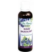Dr. Popov Šišák bajkalský originální bylinné kapky proti únavě a stresu 50 ml