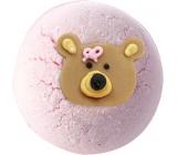Bomb Cosmetics Medvídek - Bear Necessities Šumivý balistik do koupele 160 g