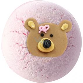 Bomb Cosmetics Macko - Bear Necessities Šumivý balistik do kúpeľa 160 g