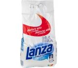 Lanza Fresh & Clean Bílá prací prášek na bílé prádlo 90 dávek 6,75 kg