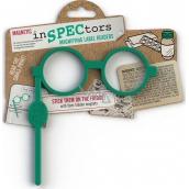 If Inspectors Magnifier with magnet Zväčšujúci okuliare Zelené 168 x 6 x 138 mm