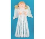 Anjel v sukni na postavení 20 cm č.2
