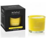 Millefiori Milano Natural Pompelmo - Grep Vonná sviečka horí až 60 hodín 180 g