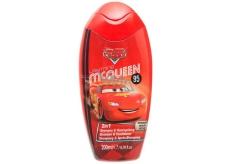 Disney Cars McQueen 2v1 šampon a kondicionér 200 ml