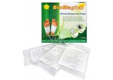 BioMagick Detoxikačné náplasti účinná cesta očisty tela 14 kusov