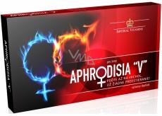 Aphrodisia V pre ženy 10 kapsúl 0873