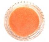 Professional Ozdoby na nechty glitter oranžový 132