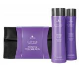 Alterna Caviar Multiplying Volume šampón pre objem 250 ml + kondicionér 250 ml, kozmetická sada sada duo