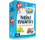 Albi Benjamín Tvorivé magnetky Doprava odporúčaný vek 3+