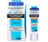 Soraya Hyaluronic Micro-Injection hyalurónovej pleťové sérum na deň / noc 30 ml