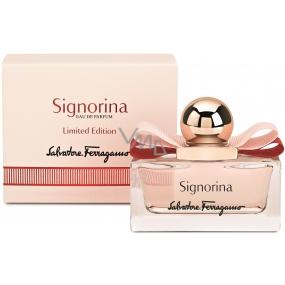 Salvatore Ferragamo Signorina Limited Edition toaletná voda pre ženy 50 ml