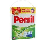 Persil Expert ColdZyme prací prášek na bílé prádlo krabice 50 dávek 3,5 kg