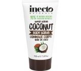 Inecto Naturals Coconut tělový peeling s čistým kokosovým olejem 150 ml