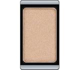 Artdeco Eye Shadow Pearl perleťové oční stíny 19 Pearly Bright Nougat Cream 0,8 g