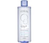 Loreal Paris Micellar Water micelárna voda pre normálnu až zmiešanú, citlivú pleť 400 ml