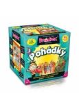 Albi V kocke! Rozprávky desaťminútová hra na precvičenie pamäti a vedomostí odporúčaný vek 6+