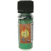 Art e Miss Posýpacie glitr pre dekoratívne použitie 15 zelená tmavá 14 ml