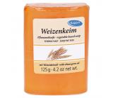 Kappus Pšeničné klíčky toaletné mydlo olejové 125 g