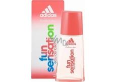 Adidas Fun Sensation toaletná voda pre ženy 50 ml