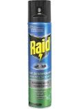 Raid aerosól proti lietajúcemu hmyzu s eukalyptovým olejom sprej 400 ml