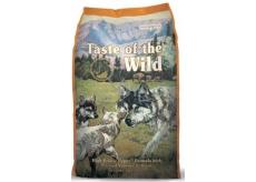 Taste of the Wild High Praire Puppy krmivo pro štěňata z bizoního masa a pečené zvěřiny 13 kg