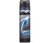 Gillette Sensitive Skin gel na holení pro muže 200 ml