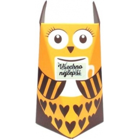 Albi Dobroty Horúca mliečna čokoláda Všetko najlepšie 100 g