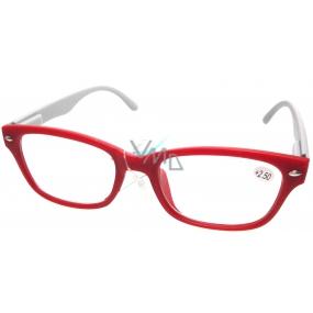 Okuliare diop.plast. + 2,5 tehlovej sivé stranice MC2150