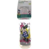 Disney Baby Minnie dojčenská fľaša pre deti od 0 mesiacov 250 ml