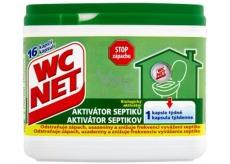 Wc Net aktivátor septikov 16 kapslí 288 g