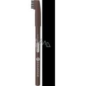 Essence Eyebrow Designer tužka na obočí 01 Black 1 g
