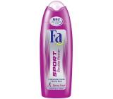 Fa Sport Double Power Sporty Fresh sprchový gel na tělo a vlasy 250 ml