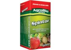 AgroBio Spintor přípravek proti škodlivému hmyzu na ovoci, zelenině a vinné révě 6 ml