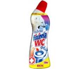 Fixinela Wc Arctic čistiaci prostriedok na toaletné misy, bidety, vane, umývadlá, sprchy 750 ml