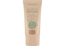 Deborah Milano Perfect & Natural Foundation SPF15 make-up 05 Apricot 30 ml