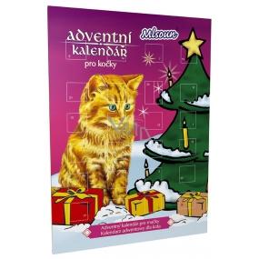 Mlsoun Adventný kalendár pre mačky
