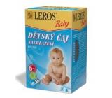 Leros Baby Nachlazení bylinný čaj pro děti 20 x 2 g