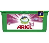 Ariel 3v1 Touch of Lenor Fresh gelové kapsle na praní prádla 28 kusů 837,2 g