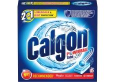 Calgon 2v1 Powerball Tabs změkčovač vody tablety proti vodnímu kameni 15 dávek 195 g