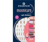 Essence Moonicure nálepky na nehty 01 Half Moon Glam 1 aršík
