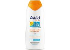 Astrid Sun OF10 Hydratační mléko na opalování 200 ml
