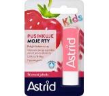 Astrid Kids šťavnatá jahoda balzam na pery 4,8 g