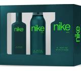Nike A Spicy Attitude Man toaletná voda 75 ml + dezodorant sprej 200 ml, darčeková sada
